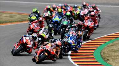 MotoGP to resume with two races in Spain in July