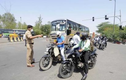 Noida: 2 arrested, 817 penalised for Covid-19 lockdown violations