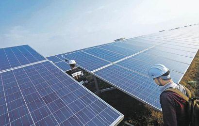 Centreplanslevy on solar panel makers in SEZs
