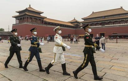 Lawmakers in eight countries form new alliance to counter China