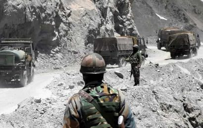 20 Indian soldiers killed in Ladakh border clash with China's PLA