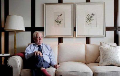 Patten says China pursuing 'Orwellian' agenda in Hong Kong