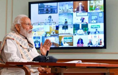 Covid deaths low, green shoots in economy: Modi