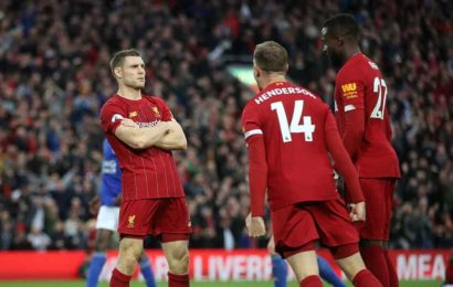 Liverpool must stay hungry, says James Milner