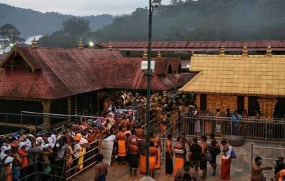 News updates from Hindustan Times:Sabarimala board puts freeze on temple opening, Kerala calls for talks and all the latest news