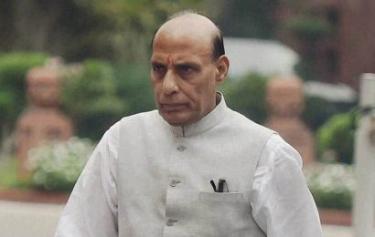 'Nation will never forget their sacrifice': Rajnath Singh on soldiers killed at LAC