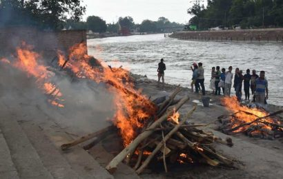 Fear of Covid-19 sparks demand for electric crematorium in Haridwar