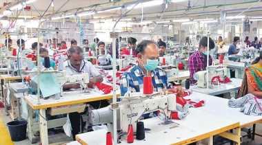 Noida apparel export cluster asks govt to immediately provide 2 lakh tailors & staff