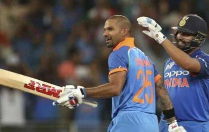 Shikhar Dhawan credits trust factor for successful ODI opening partnership with RohitSharma