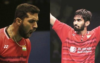 BAI recommends Srikanth for Khel Ratna after apology, Prannoy show-caused for outburst