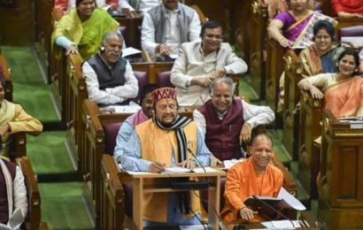 Monsoon session of UP Assembly may be held through video conferencing: Speaker
