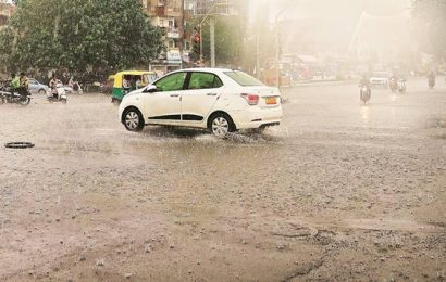 Pre-monsoon work yet to finish, Vadodara on tenterhooks