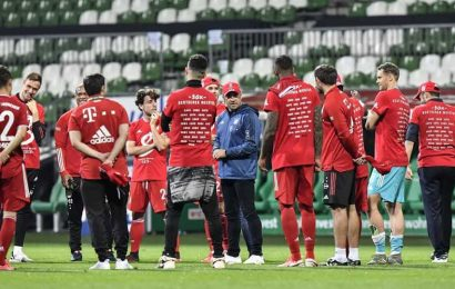 The 'Flick' behind Bayern Munich's resurgence and record eighth