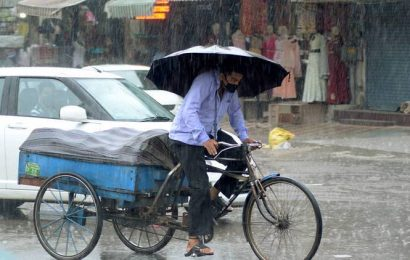 Weather Forecast Today LIVE Updates: Widespread showers expected over west coast and parts of south India