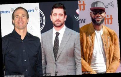LeBron James, Aaron Rodgers Slam Drew Brees Over National Anthem Kneeling Comments
