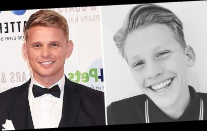 Jeff Brazier shares sweet snaps of son Freddie as fans say mum Jade Goody would be 'very proud'