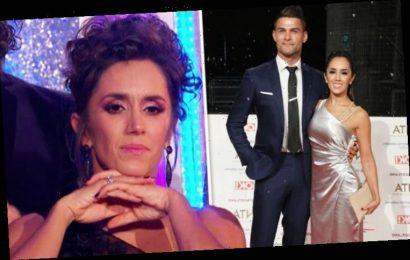 Janette Manrara: Strictly star says husband Aljaz is 'taking some time for himself'