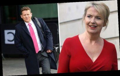 Carol Kirkwood: BBC weather regular reacts to Breakfast co-star Mike Bushell's swipe