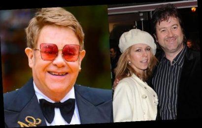 Elton John reaches out to GMB's Kate Garraway to 'help' husband Derek amid COVID-19 battle