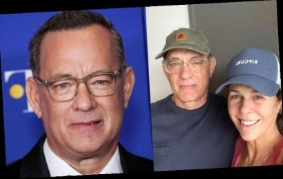 Tom Hanks recalls doctor's words about COVID-19 diagnosis with wife Rita: 'No guarantee'