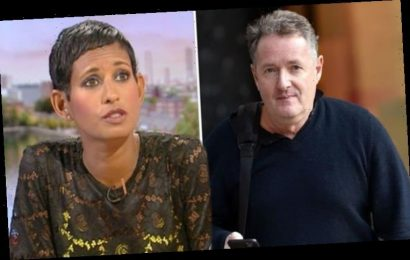 Naga Munchetty: BBC star takes 'swipe' at Piers Morgan 'Not here to garner attention'