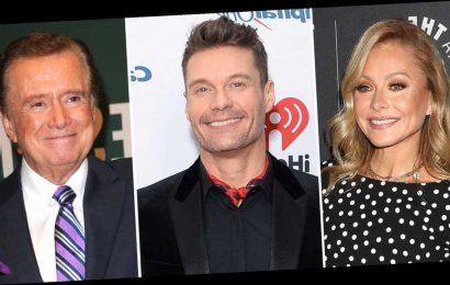 How Kelly Ripa, Ryan Seacrest Paid Tribute to Regis Philbin on 'Live'