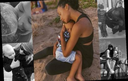 Looking Back At Naya Rivera's Beautiful Relationship With Her Son Josey
