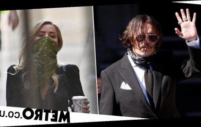 Johnny Depp brands Amber Heard a '50 cent stripper' in shocking texts