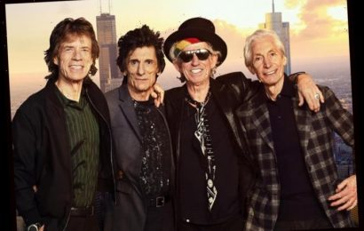 Rolling Stones Share Previously Unreleased 'Criss Cross'