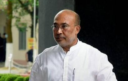 Shun violence and come for talks, Manipur CM urges armed rebels