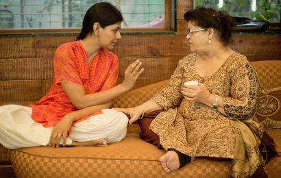 PIX: When Saroj Khan made Nandita Das dance