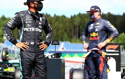 SEE: Hamilton and other F1 drivers take a knee in Austria