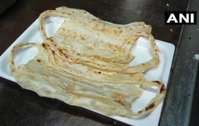 Corona cuisine? Madurai eatery serves 'mask parottas'
