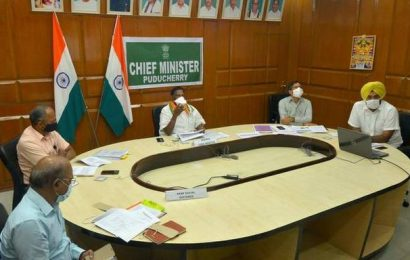 Puducherry cabinet meeting ends without finalising L-G's address and budget speech