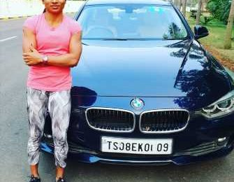 Why Dutee Chand wants to sell her BMW