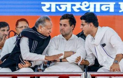 Rajasthan political crisis   Sachin Pilot expected to spell out his future plans on July 15