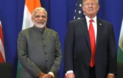 America loves India: Trump