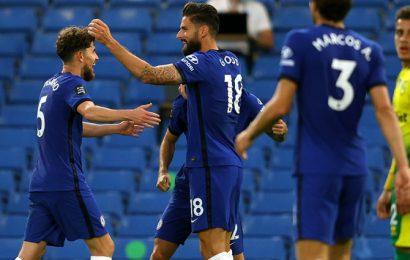 PIX: Chelsea win to boost Champions League chances