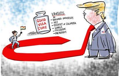 Dom's Take: Trump's latest flip flop