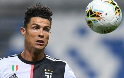 Ronaldo's dream run ends as Juve held at Sassuolo