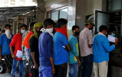 COVID-19: doubling rate of cases in Guntur stands at 10 days