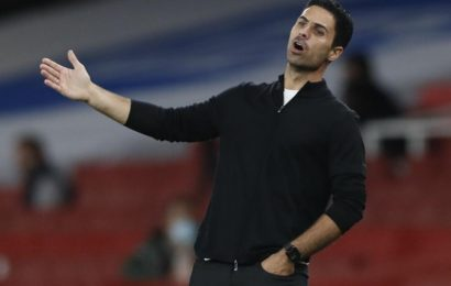 Arteta, Guardiola urge caution in welcoming fans back to stadiums