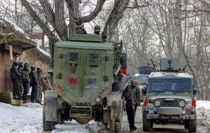 3 militants killed in Shopian operation in Jammu and Kashmir