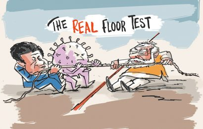 Dom's Take: The real floor test for Modi