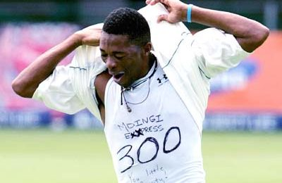 I was forever lonely: Ntini recalls his time in SA team