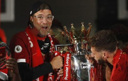 Liverpool can still improve says proud manager Klopp