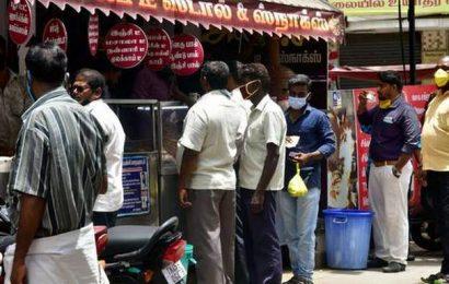 IMA calls for total lockdown in Tiruchi