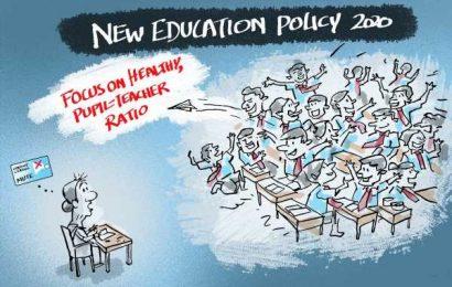 Dom's Take: NEP: MORE Teachers Please!