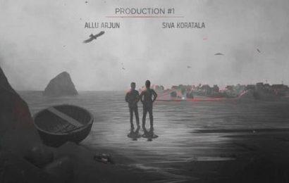 Koratala Siva to direct Allu Arjun's 21st film