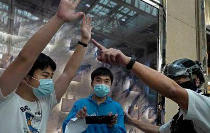 China says UK citizenship pathway for Hong Kong residents violates international law